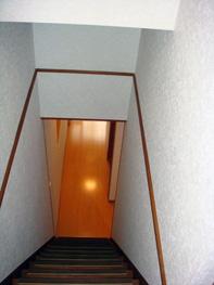 施工後 2階から